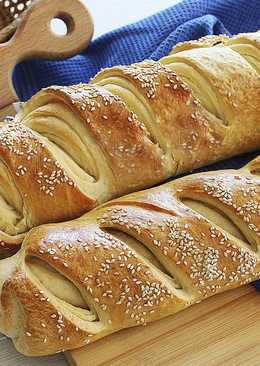 Французский Багет Круассан Tourbillon - Рецепты nk cooking