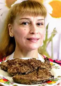 Говяжья печень простой вкусный и быстрый рецепт жарки