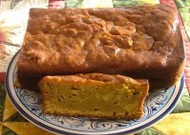 Пшеничный клюквенно-тыквенный хлеб