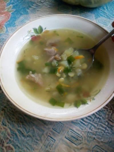 Гороховый суп по - немецки #чемпионатмира #германия