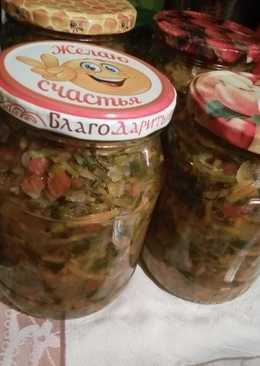 Салат из помидор по-белорусски