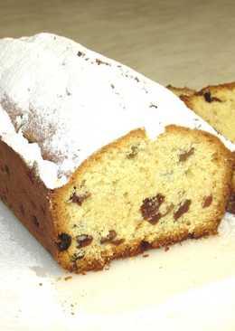 Классический кекс (кекс Столичный по ГОСТу с изюмом)