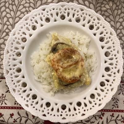 Рыба по-французски
