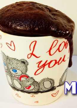 Кофейно-Шоколадный кекс в Кружке за 3 минуты