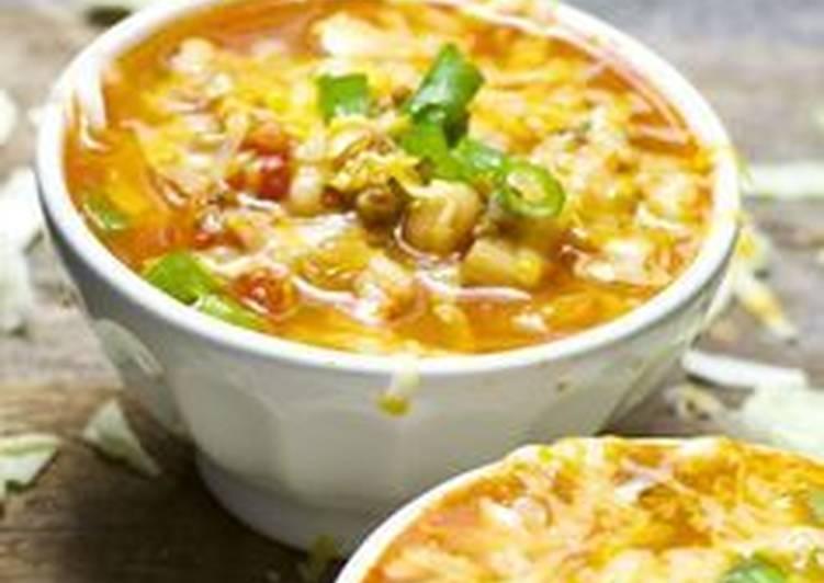Суп из колбасной палочки по сказке Андерсена