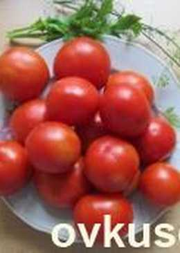 Заготовка томатов