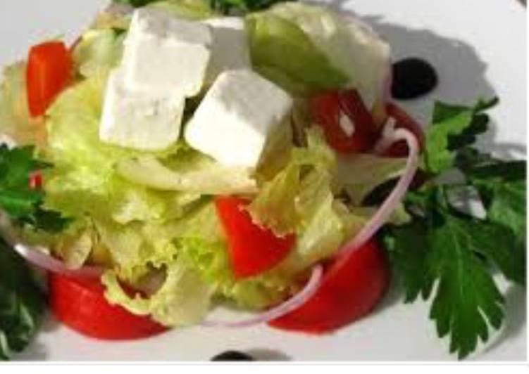 Салат по быстрому