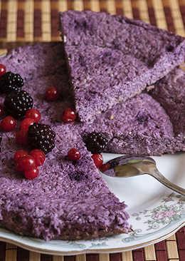 Десерт Для Похудения №33 Ягодная Творожная Запеканка