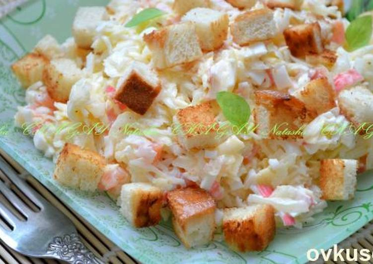 Салат из копченой колбасы фоторецепты