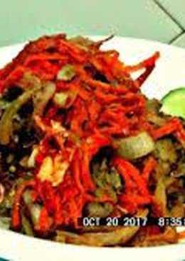 Минтай с овощами в духовке без майонеза, Самый вкусный рецепт