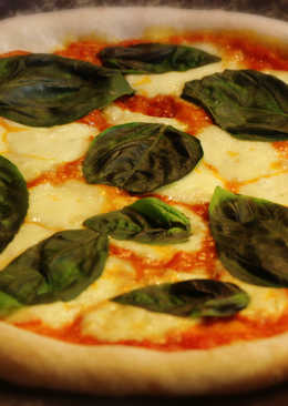 Итальянская пицца дома