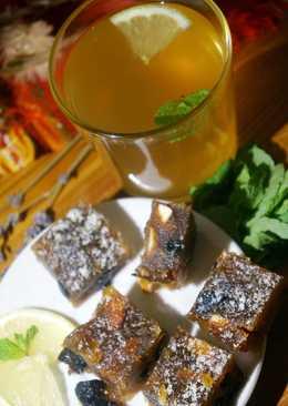 Адрак чай (Имбирный чай)