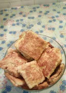Мясные вафли или вафельные пирожки