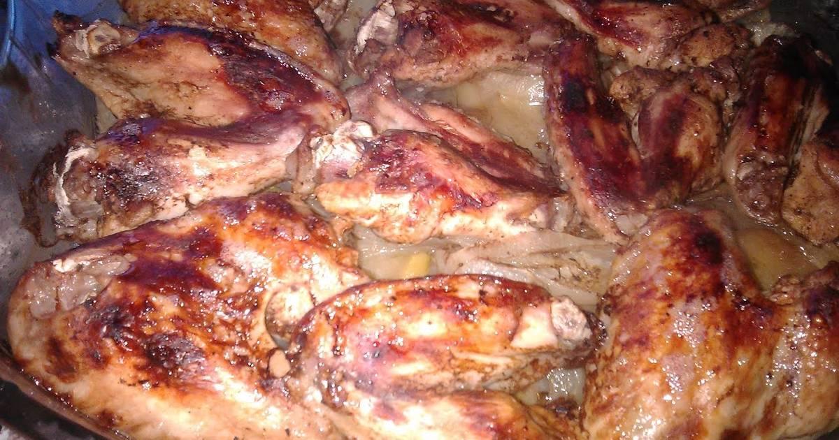Вкусный маринад для куриных крылышек в духовке