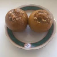 Печеные яблоки. #спас