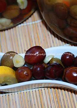 Домашние соленые оливки по-алжирски (наш домашний рецепт)