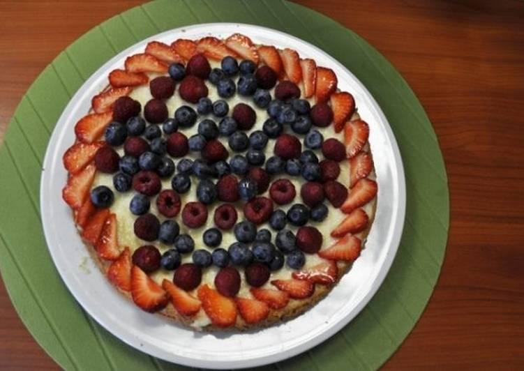 Классический тирольский пирог
