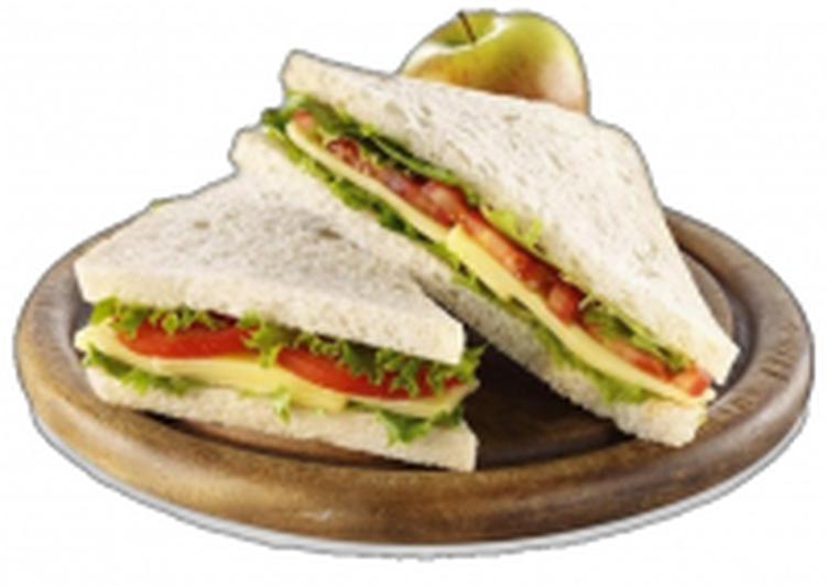 Овощные сэндвичи