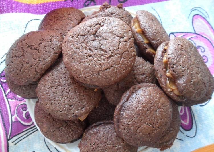 Шоколадное блаженство-печенье
