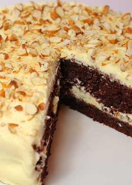 Торт в микроволновке за 10 минут