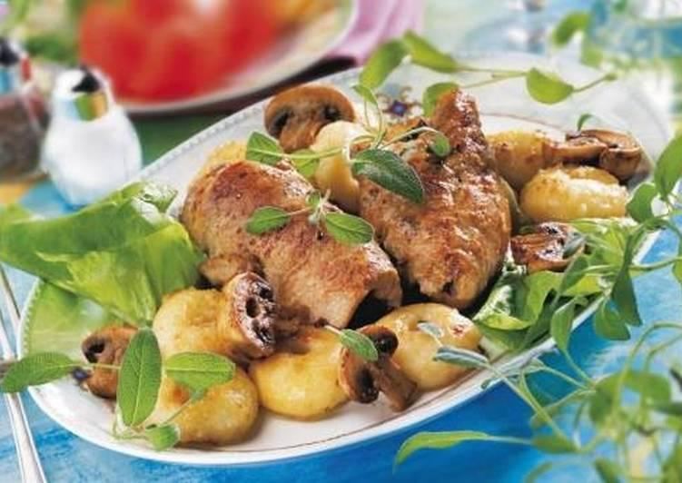 Шашлык из телятины по-литовски – рецепт с фото