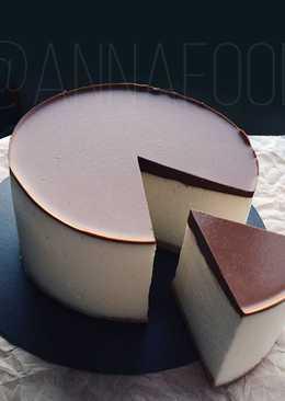 """ПП- торт """"Птичье молоко"""" (116 ккал)"""