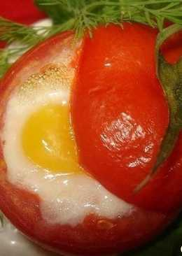 Завтрак в помидорке