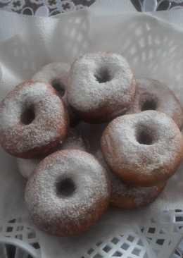 Пончики по -домашнему