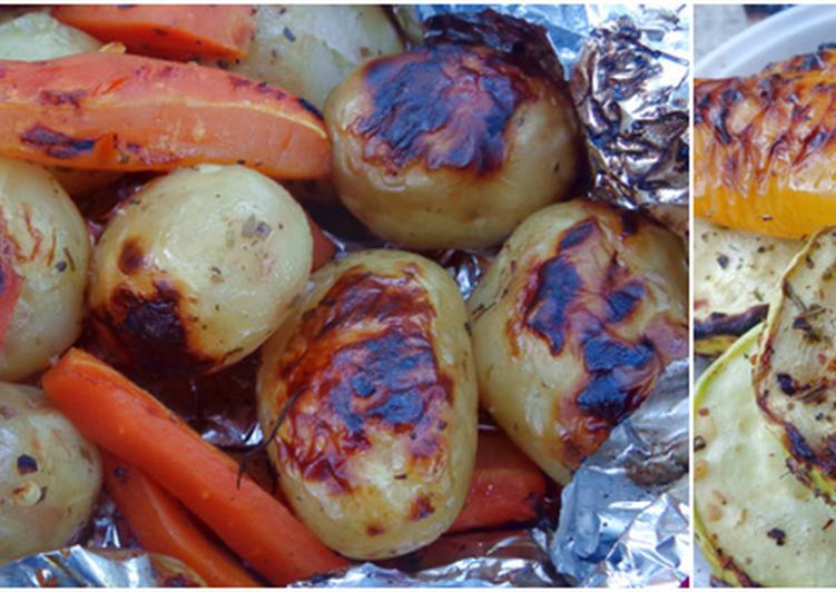 Овощи к шашлыку
