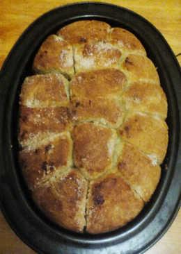 Обезьяний хлеб без дрожжей