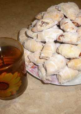 Печенье - рогалики