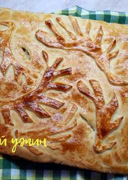 Вкуснейший рыбный пирог. Универсальное дрожжевое тесто