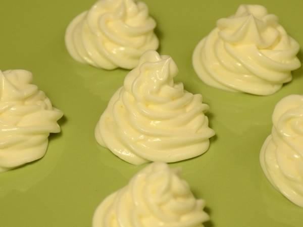 Сметанный крем для торта из 20% сметаны без загустителя