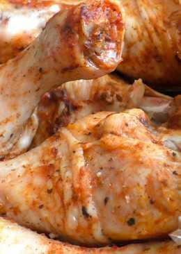 Курица в рукаве - удивительно простое, быстрое и вкусное блюдо