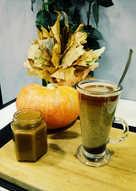 Кофе с тыквенным сиропом