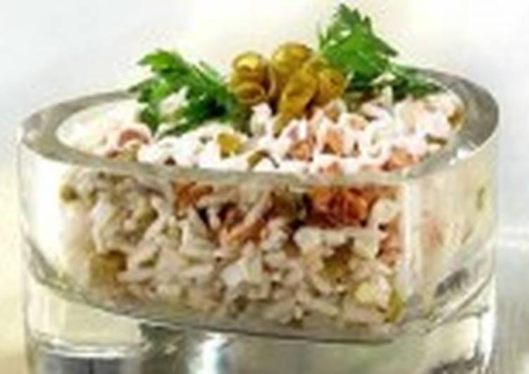 Салат с лососем (3)