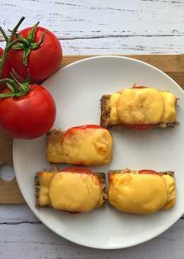 ПП-бутерброды с тунцом