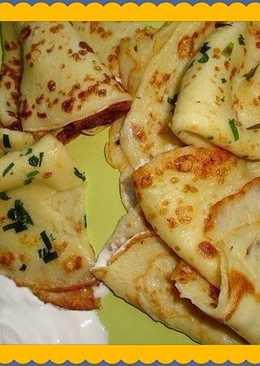 Тонкие картофельные блины - такого вы еще не пробовали!