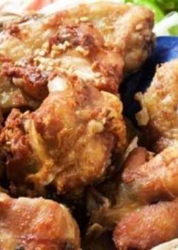 Курица жареная по-южному