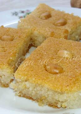 Манник «Басбуса» - самый вкусный и рассыпчатый десерт, удивите близких!
