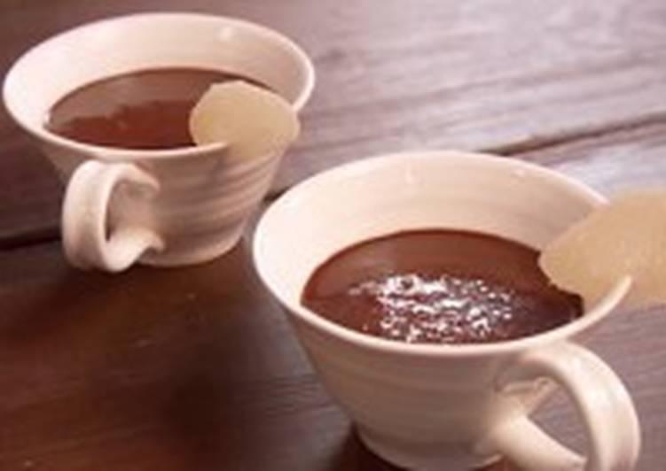Напиток с молоком «Шоколадка»
