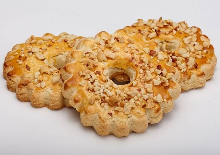 Пирожные «Песочное кольцо»