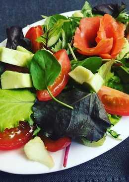 Витаминный диетический салат!