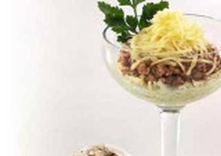 Салат-коктейль «Остряк»