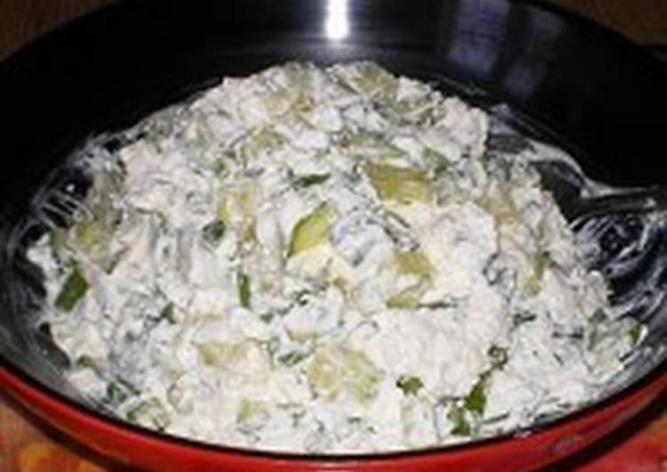 Легкий салат «Гуцульский»
