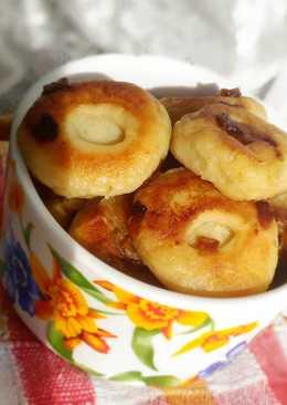 Ленивые вареники с картошкой #кулинарныймарафон