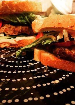 Сытные бутерброды