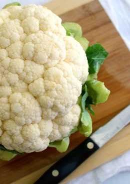 Заморозка цветной капусты на зиму