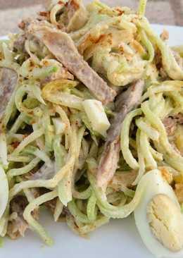 """Вкуснейший салат """"Ташкент"""" с редькой и говядиной"""