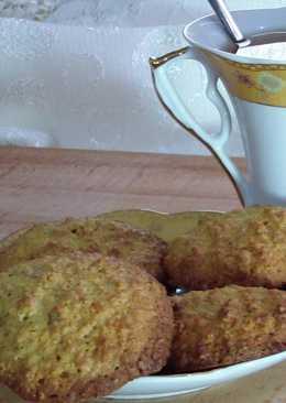 Овсяное печенье за 15 минут - готовим с детками